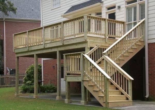 Iowa City Deck Installation, Repair and Replacement team