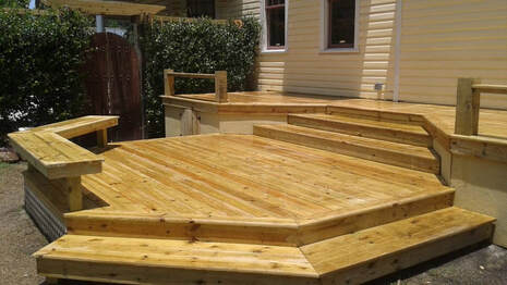 Affordable Deck Builders nearby Iowa City area